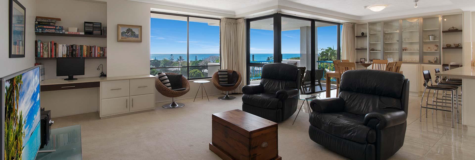 Caloundra holiday apartments