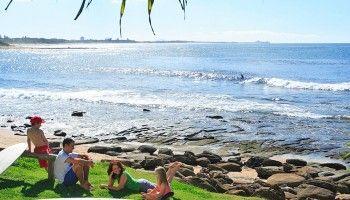 Shelly Beach scenic attraction