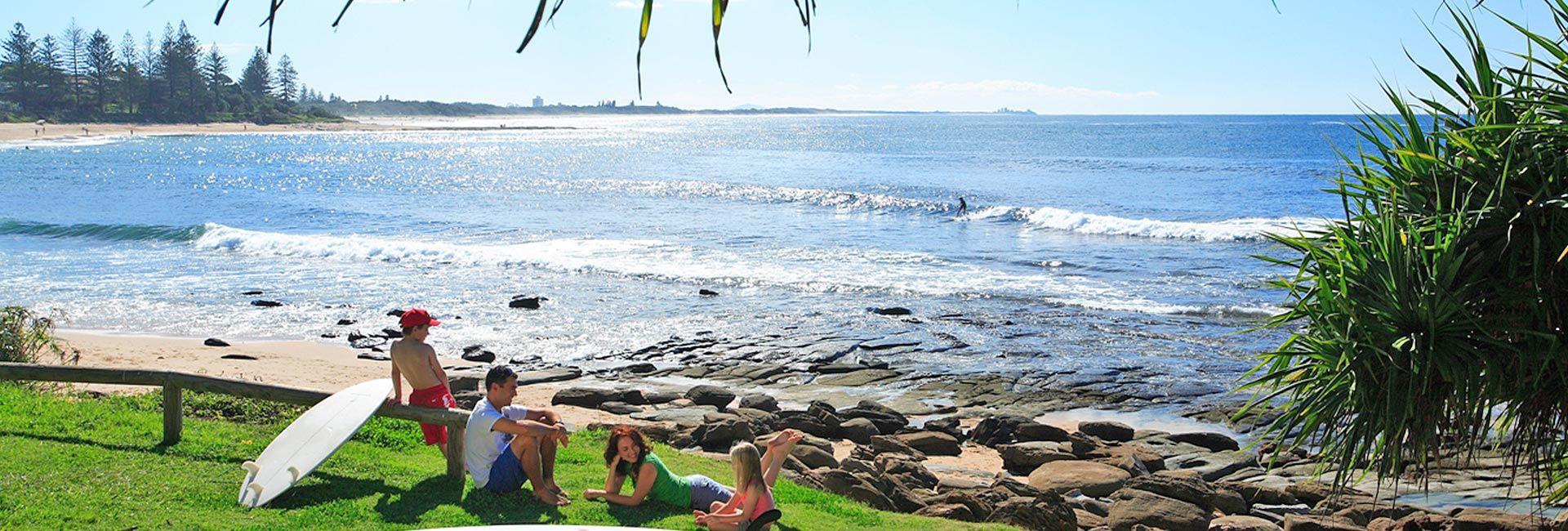 Kings Beach Caloundra Sunshine Coast Caloundra