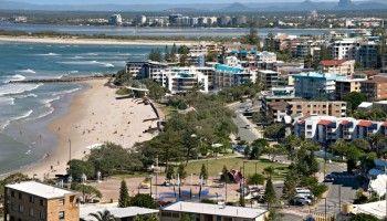 Caloundra resort accommodation