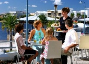 Caloundra restaurants