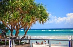 Caloundra accommodation close to Kings Beach